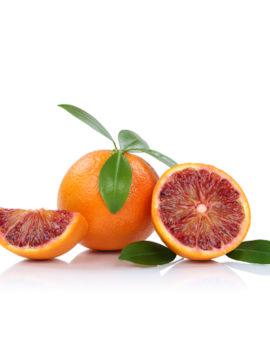 Naranja roja de Campos de Azahar