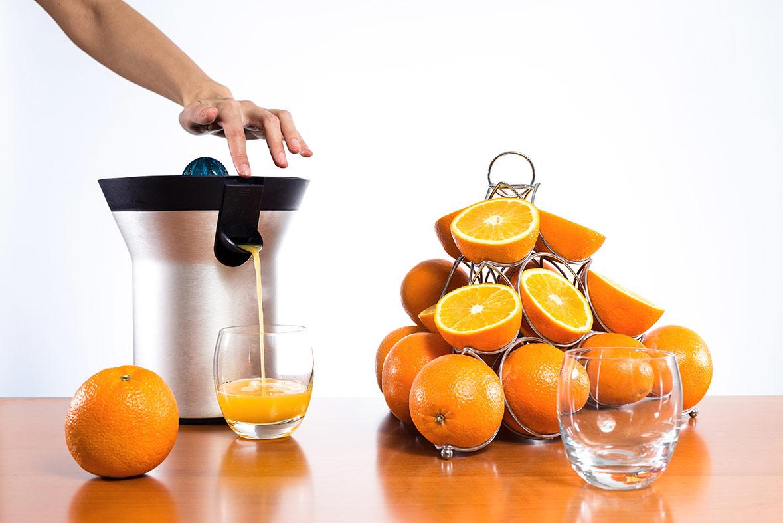 tipos de exprimidor de naranja interna - campos de azahar
