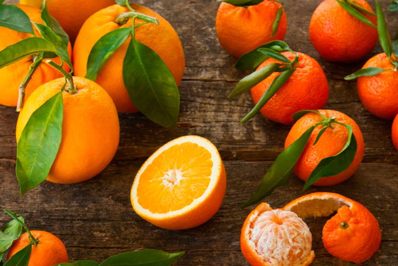 naranjas y mandarinas diferencias - campos de azahar