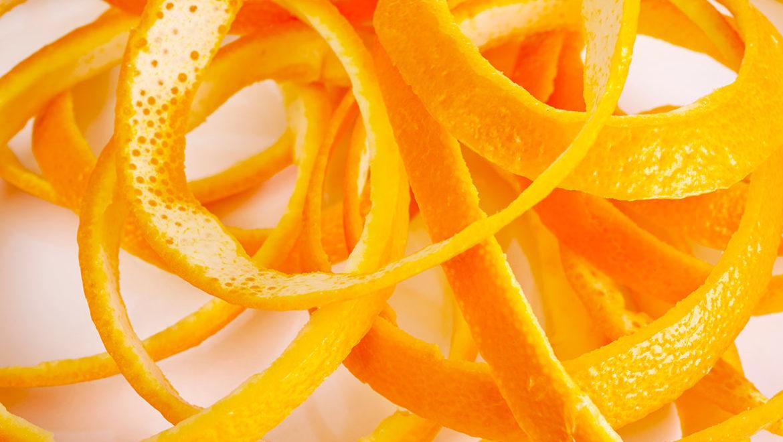 propiedades cascara naranja - campos de azahar
