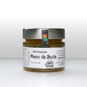 Mermelada Mano de Buda 220g