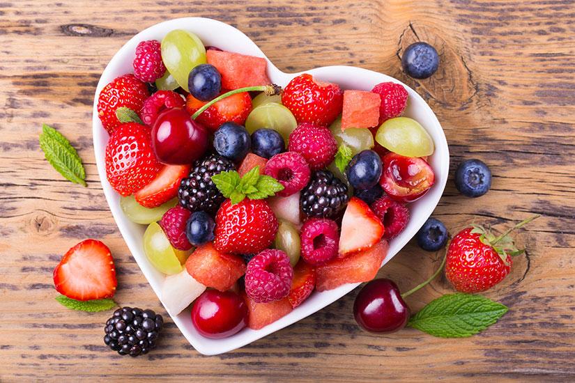 frutas de temporada - campos de azahar