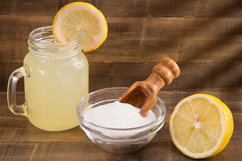 bicarbonato y limon beneficios y propiedades - campos de azahar