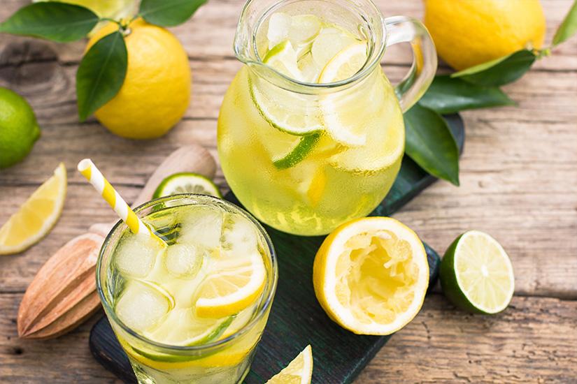 bebidas para el verano - campos de azahar