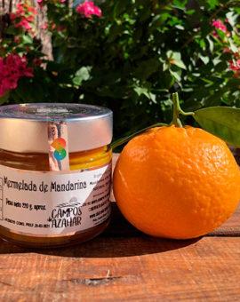 Mermelada Mandarina img1 - campos de azahar