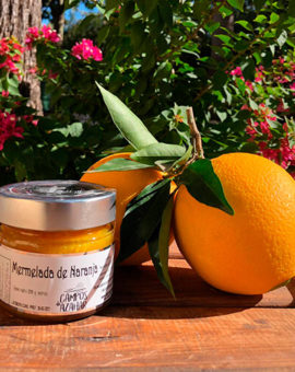 Mermelada Naranja img1 - campos de azahar