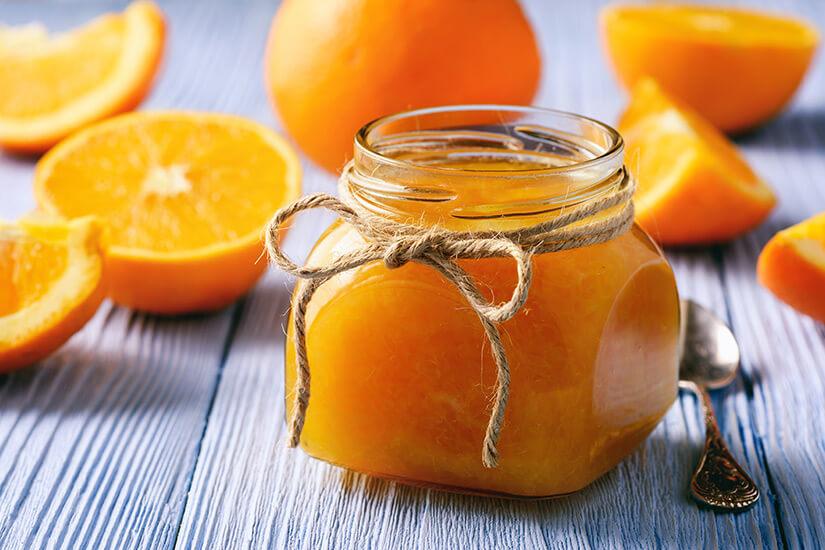 como confitar naranja - campos de azahar