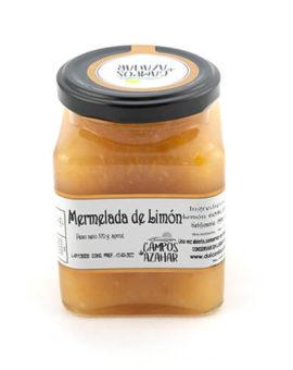 mermelada limon imagen1 - campos de azahar