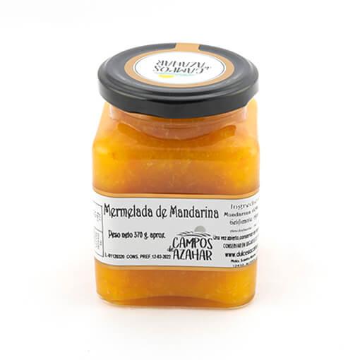 mermelada mandarina imagen1 - campos de azahar