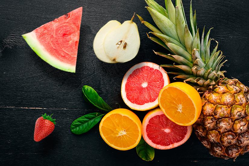 frutas diureticas - campos de azahar