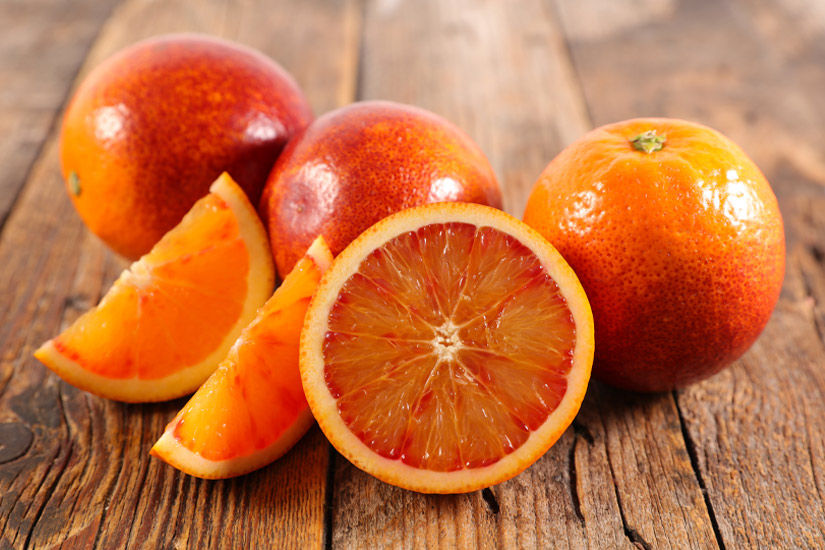 como seleccionar la mejor naranja - campos de azahar