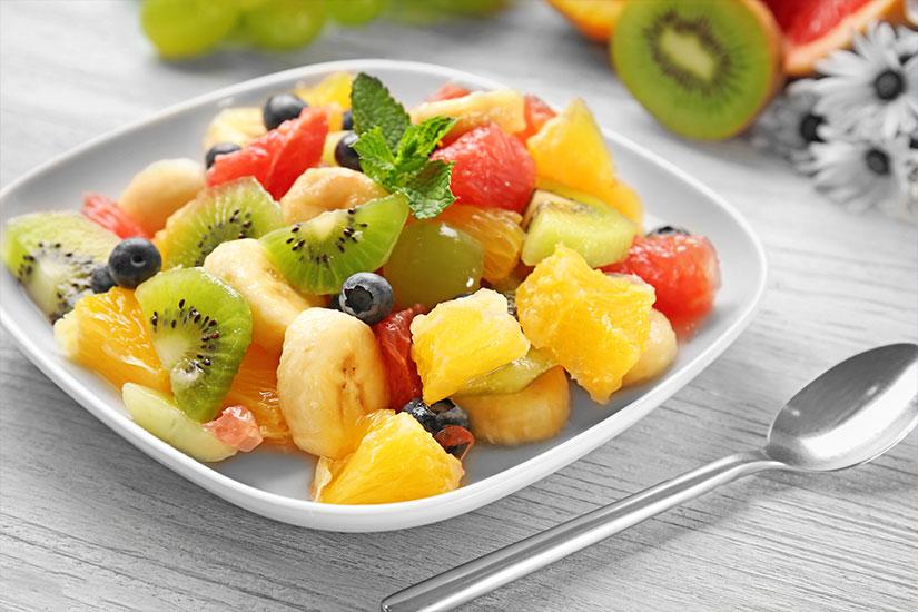 beneficios de comer fruta diariamente - campos de azahar