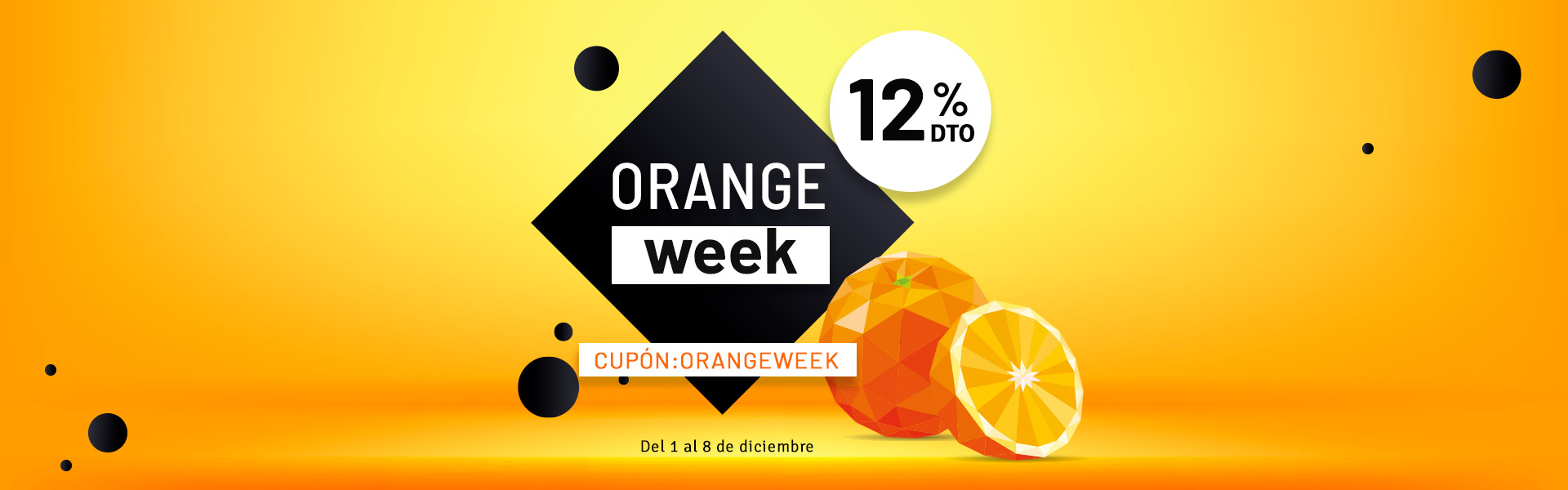 Promociones en Naranjas - Orange Week - Campos de Azahar